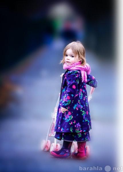 Предложение: Фотограф детский