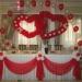 Предложение: Драпировка тканью столов на свадьбу