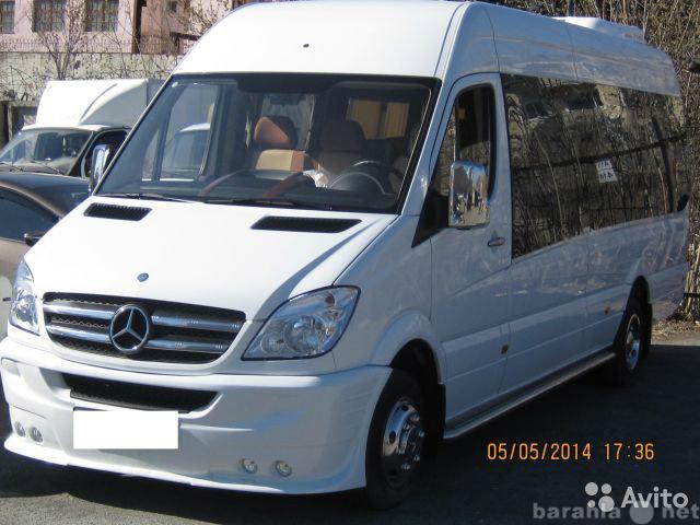 Предложение: Заказ автобусов для туристов
