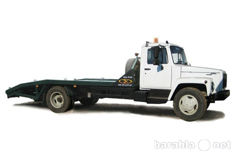Предложение: Эвакуатор ГАЗ 3307 услуги аренды