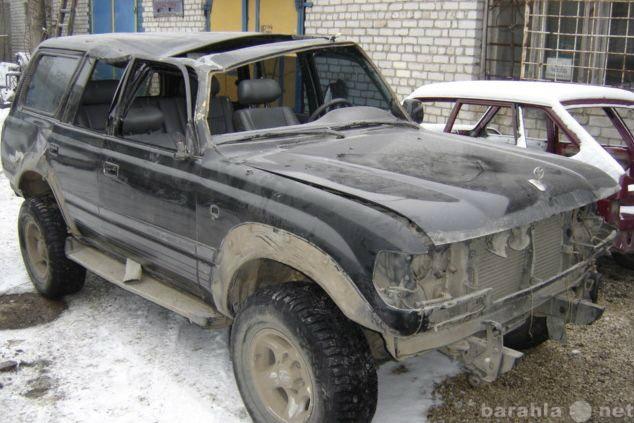 Предложение: Качественный кузовной ремонт автомобиля