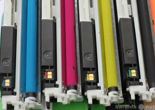Предложение: Заправка цветного принтера i-SENSYS LBP7
