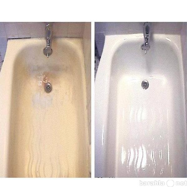 Предложение: Реставрация ванн акрилом