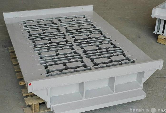 пресс формы для бетона