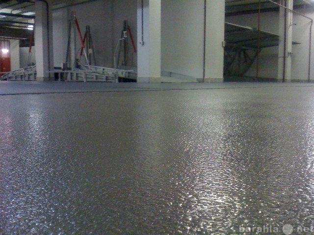 Предложение: Наливные полы в гаражах