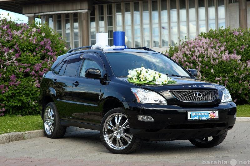 Предложение: Авто на свадьбу, девичник. Украшения.