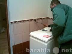 Предложение: Установка стиральной машины