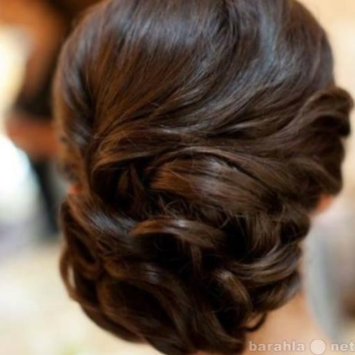 Предложение: ;Прически на длинных волосах. Обучение