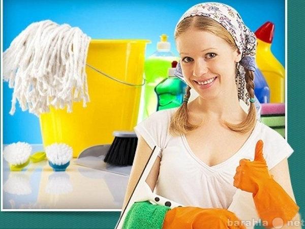 Предложение: Уборка квартир, домов и  помещений .