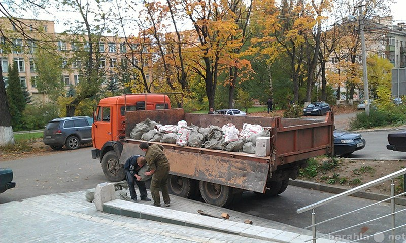 Предложение: Вывоз мусора.Грузоперевозки,Грузчики.
