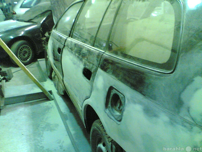 Предложение: Жестянка, покраска, кузовной ремонт