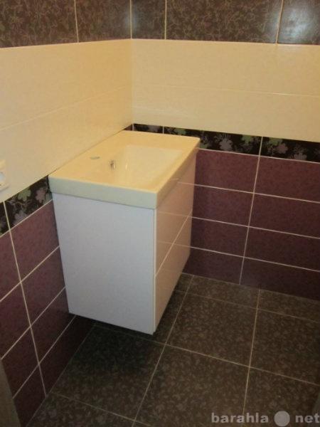 Предложение: Шкафчики в ванную комнату