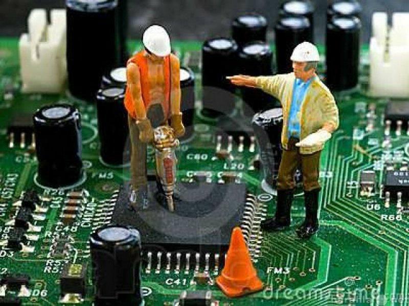 Предложение: КАЧЕСТВЕННЫЙ ремонт компьютеров и телеви