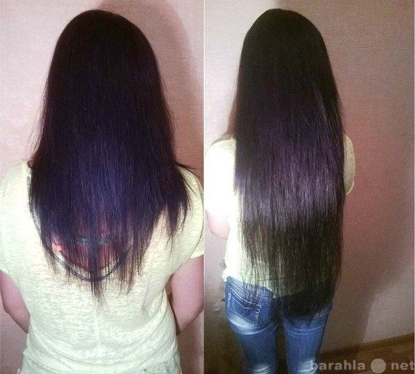 Предложение: наращивание и продажа волос