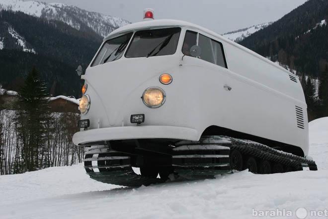 Предложение: ремонт и хранение снегоходов