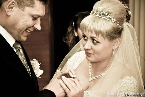 Предложение: Видеосъёмка, свадьбы