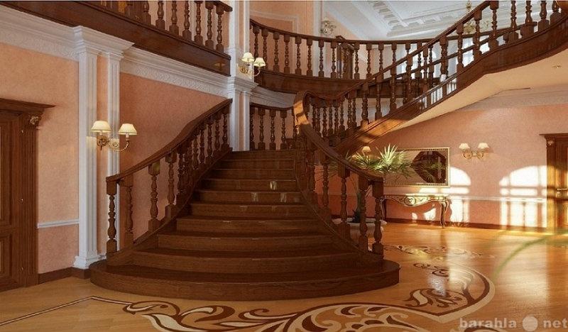Предложение: Лестницы деревянные в рассрочку