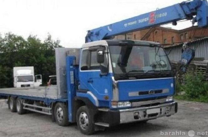 Предложение: Предлагаем грузовые работы