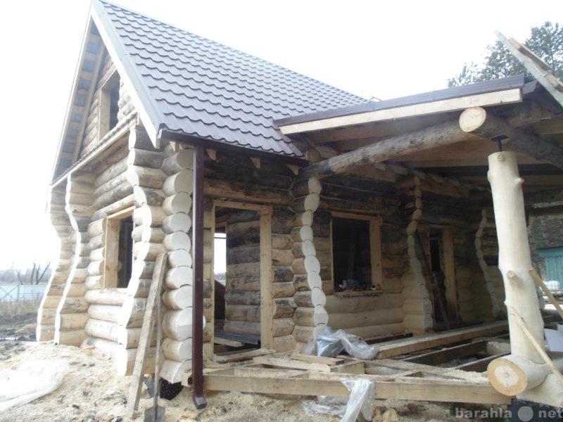 Предложение: деревянные дома
