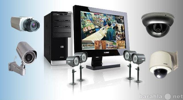 Предложение: Установка системы видеонаблюдения