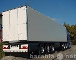 Предложение: Покраска фургонов грузовых автомобилей