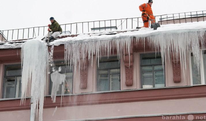 Предложение: Уборка снега, чистка снега