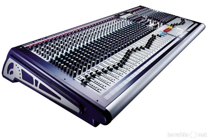 Предложение: Аренда звукового и светового оборудовани