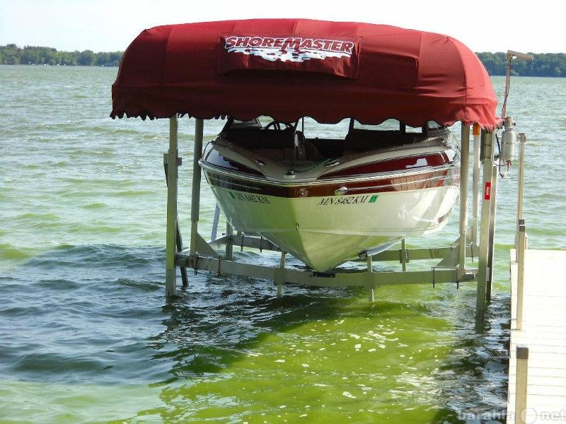 Предложение: Тентовый навес, чехол на лодку, яхту, ка