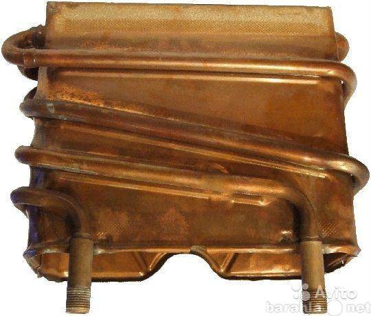 Предложение: Ремонт газовых колонок, пайка радиатора