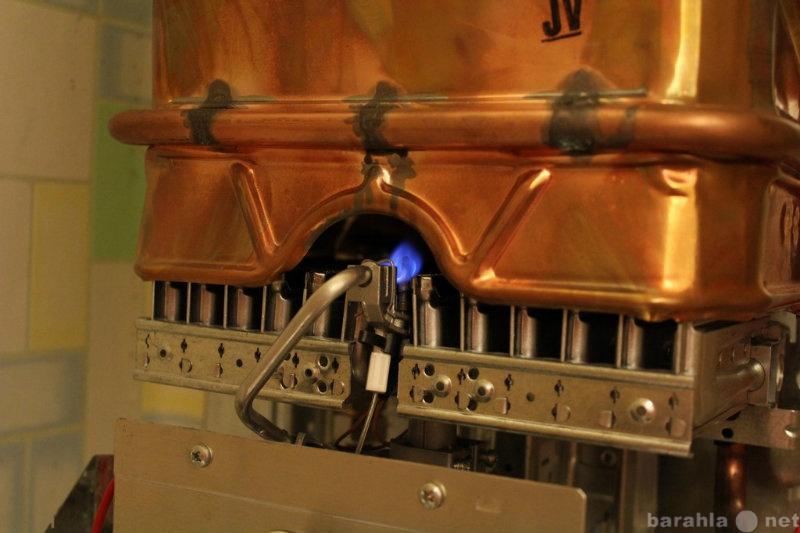 Предложение: Пайка радиатора газовой колонки Junkers