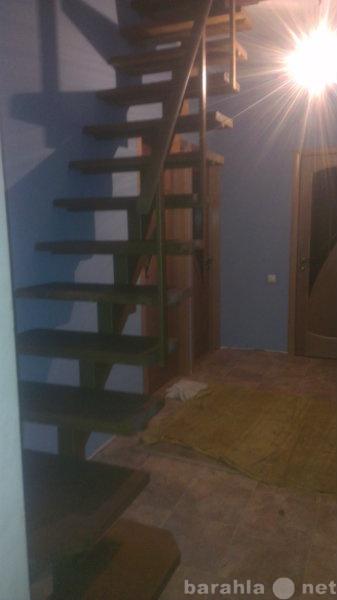 Предложение: Лестницы мансардные, межэтажные