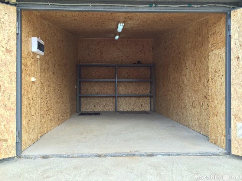 Предложение: Ремонт гаража