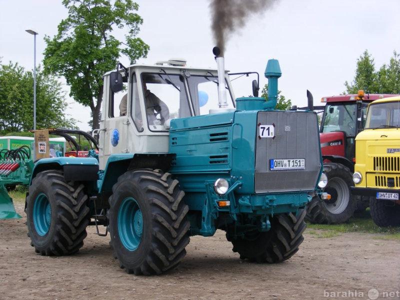 Предложение: Аренда Заказ Трактор Т-150