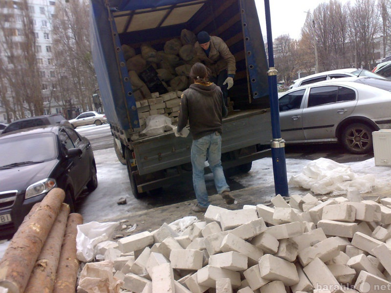 Предложение: Вывоз погрузка мусора.уборка снега