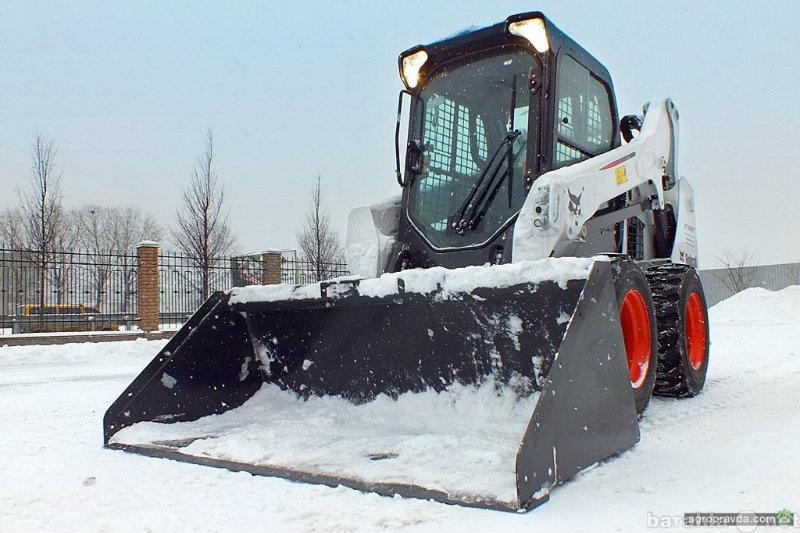 Предложение: Услуги bobcat(бобкэт) S530