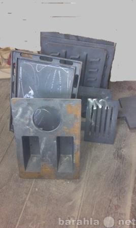 Предложение: Плиты, решетки, дверцы, печное литье
