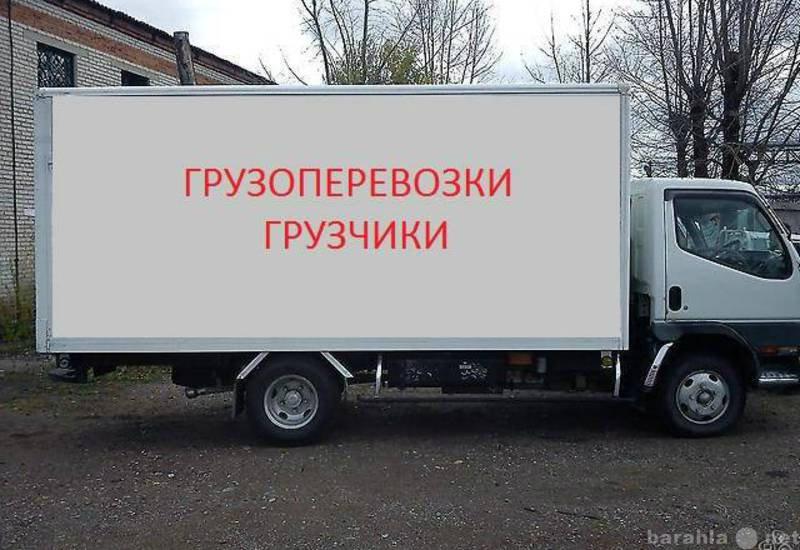 Предложение: Грузчики. Перевозка грузов.
