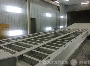 Предложение: Пескоструйная обработка грузовых автомоб