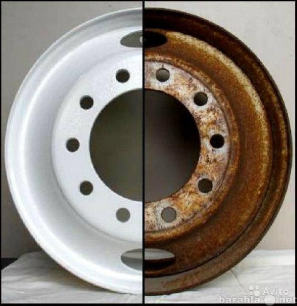 Предложение: Пескоструйная обработка дисков.