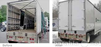 Предложение: Покраска кузовов грузовых автомобилей.