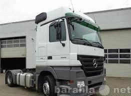 Предложение: Полировка кабин грузовых автомобилей.