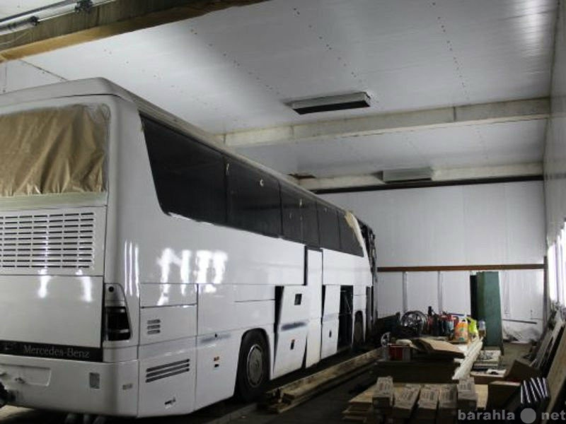 Предложение: Покраска автобусов