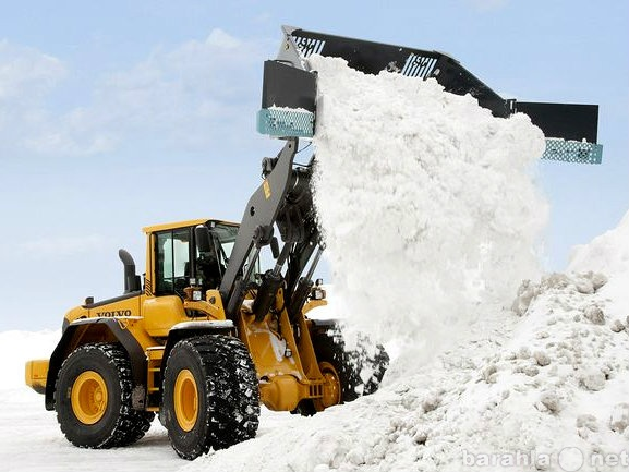 Предложение: Вывоз снега, уборка снега очистка снега