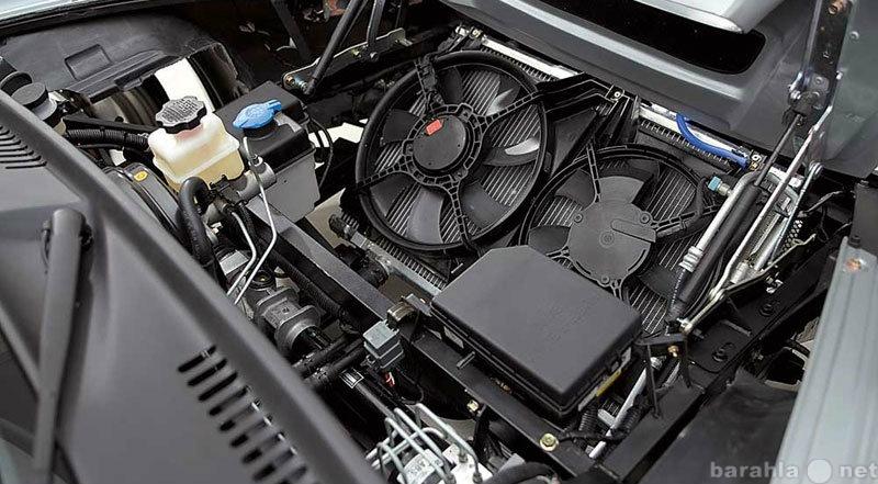 Предложение: Ремонт системы охлаждения