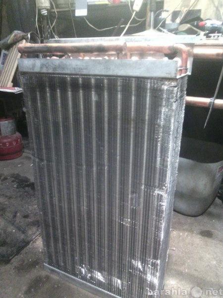 Предложение: Ремонт радиаторов тепловой завесы.
