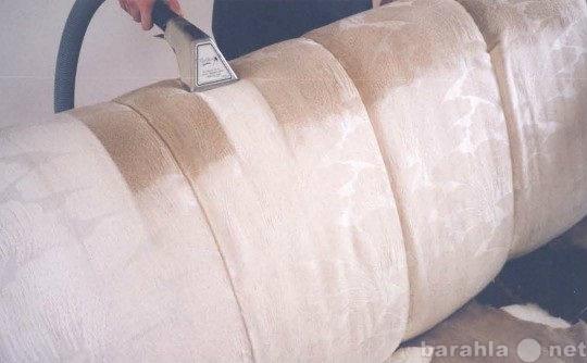 Предложение: Химчистка мягкой мебели, ковров -30%