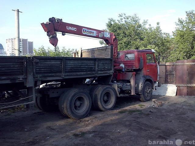 Предложение: Аренда заказ самогруза до 20 тонн
