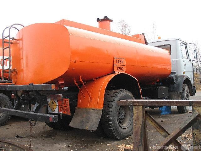 Предложение: Услуги, заказ бензовоза до 11 куб. м.