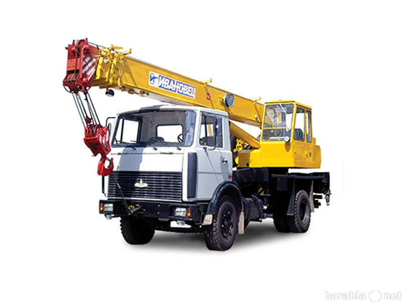 Предложение: Услуги, заказ автокрана 14 тонн