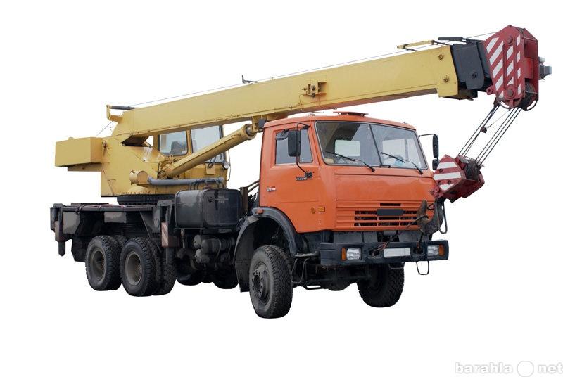 Предложение: Услуги, заказ автокрана 16 тонн